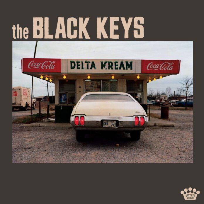The Black Keys Delta Kream 2021 portada