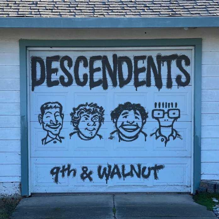 Portada de 9th & Walnut de Descendents
