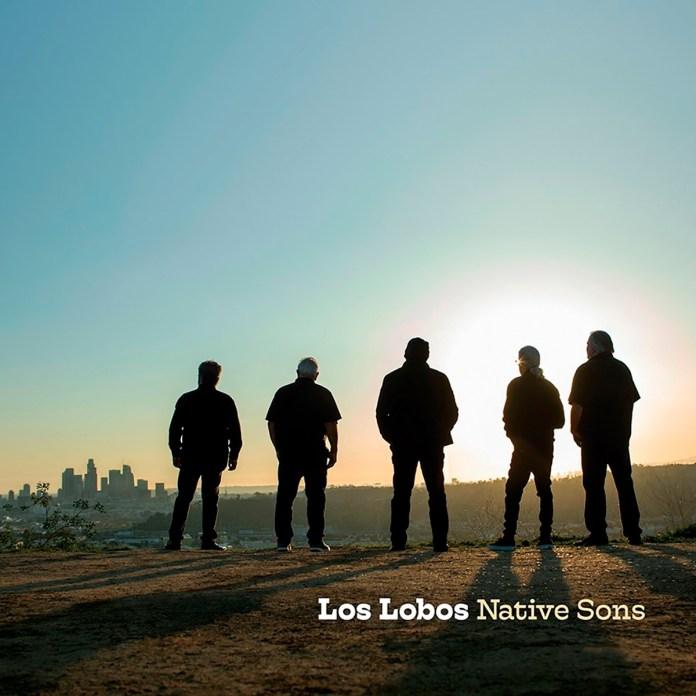 Portada de Native Sons de Los Lobos