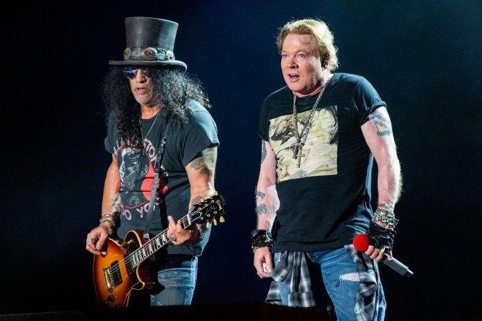 Guns N Roses sin show en Guadalajara