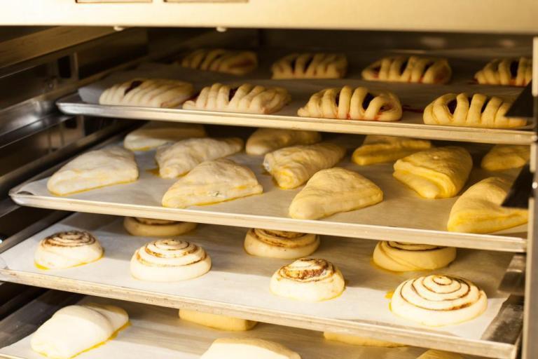 Пекарня в г. Страшин (Гданьск)
