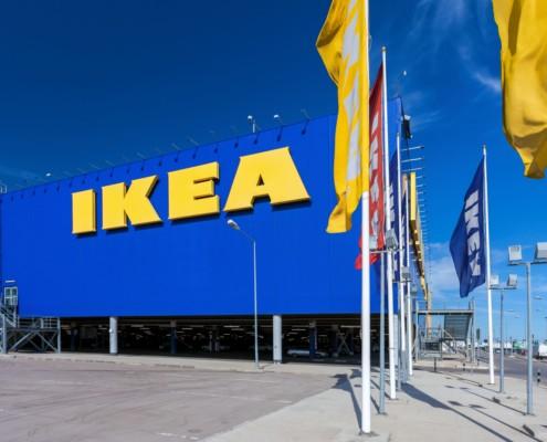 Деревообрабатывающее производство IKEA Industry Poland в г. Stepnica (Щецин)