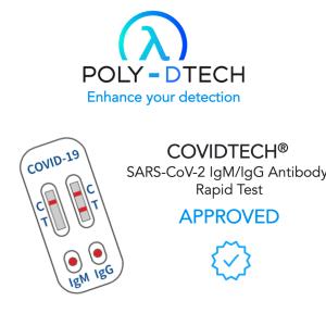 Full-Dtech Pack (COVIDTECH + RAPIDTECH)