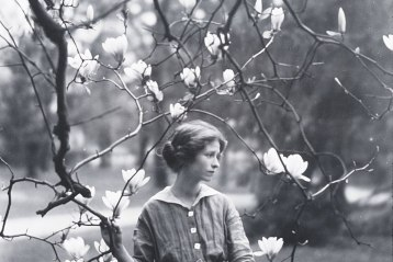 Edna St Vincent Millay by Arnold Genthe