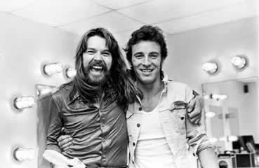 That time Bob Seger and Bruce Springsteen hung out