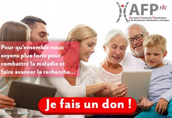 Soutenez l'AFPric et la recherche