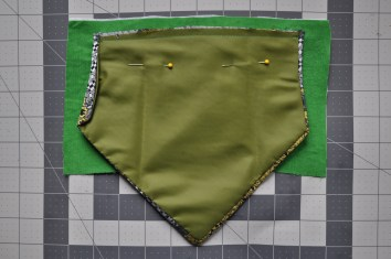 making a pocket