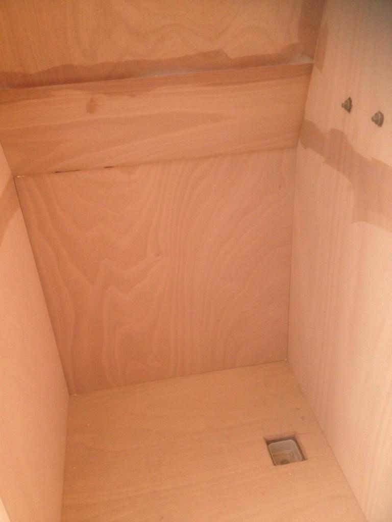 vormvrijheid naadloos douchecabine renovatie appartementen