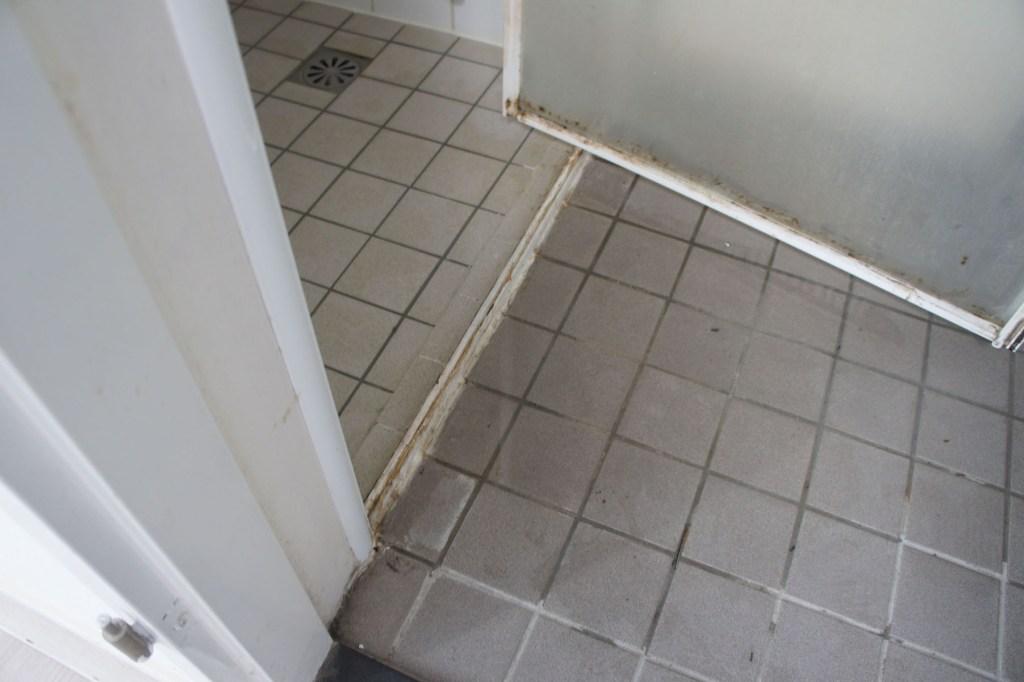naadloos douchecabine renovatie appartementen