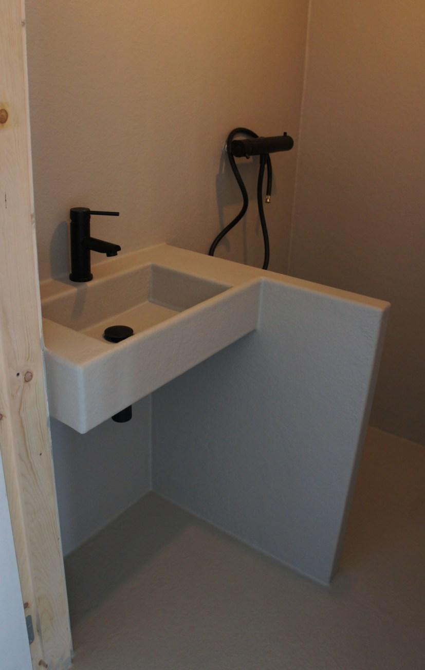 polyester sanitair