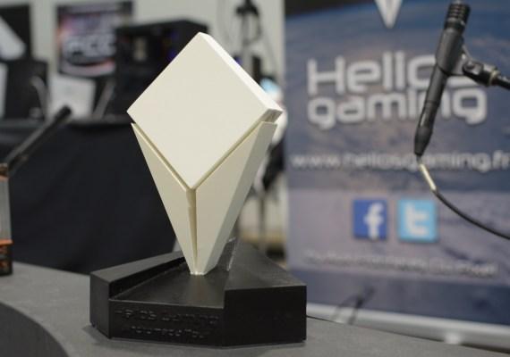 Trophée Helios Gaming