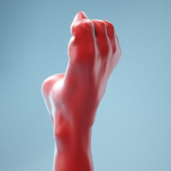 Claw Foot Realistic Foot