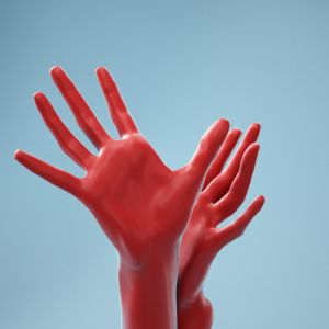 Releasing Realistic Hand