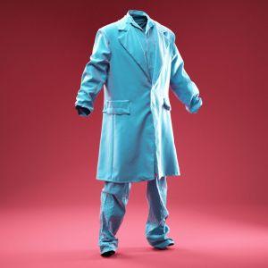 Big Coat Costume