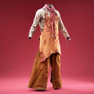 Bloody Horror Cowboy Costume