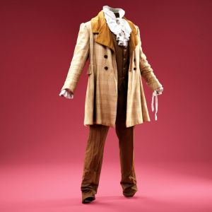 Charles Dickens Costume