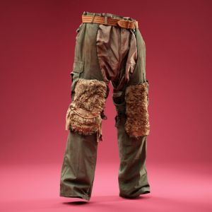 Creepy Army Pants