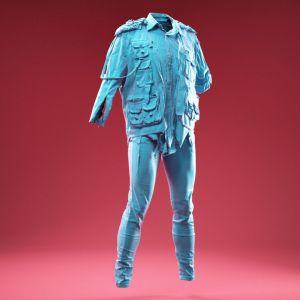 Horror Ranger Costume