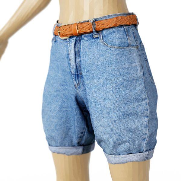Vintage Short Jeans Belt