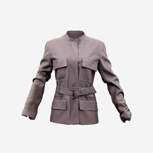 Jacket Multipple Pockets