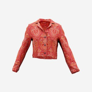 Mini Jacket Red Decoration