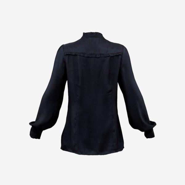 Decorated Shirt Dark Blue