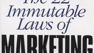Tác giả Al Ries và 22 quy luật bất biến trong Marketing