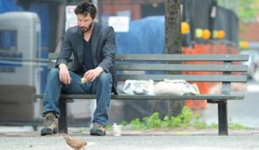 """Bức ảnh được đặt tên là """"Sad Keanu"""" (Ảnh: internet)"""