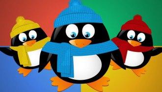 Google cập nhật Penguin Realtime và tích hợp bên trong các thuật toán tìm kiếm
