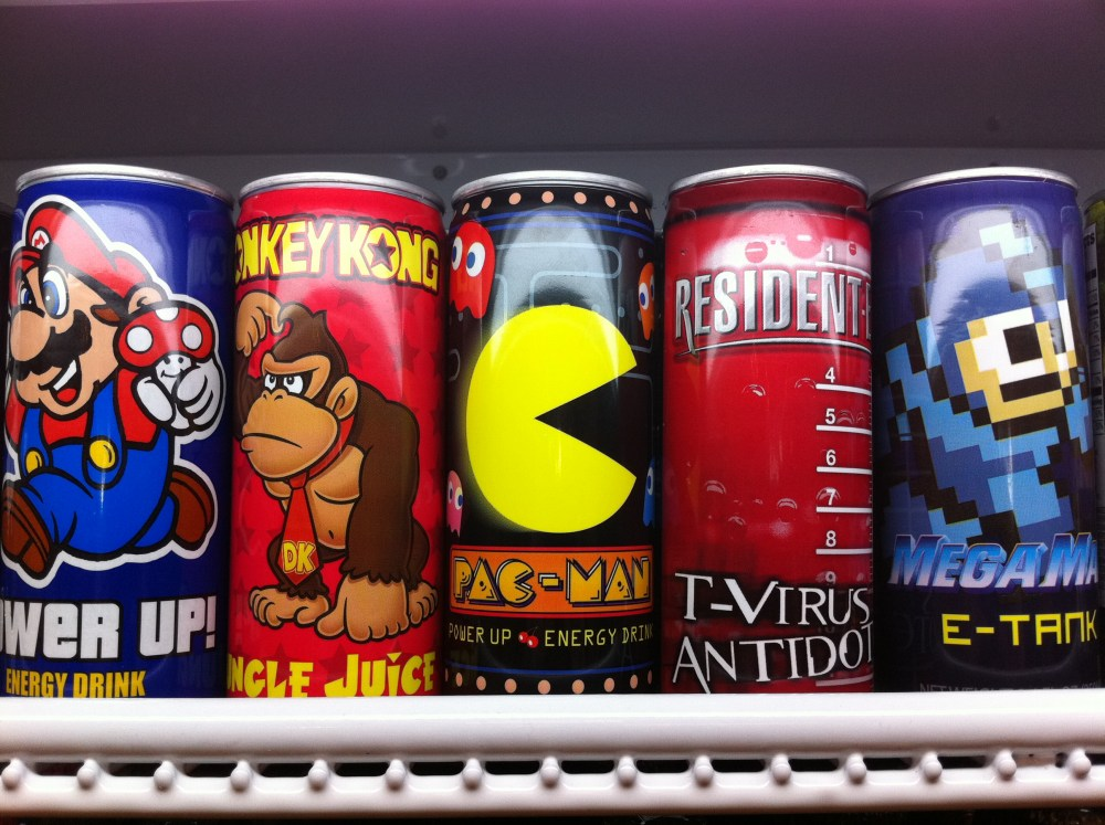 Energy Drinks (1/3)
