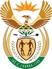 Coat of Arms South Africa