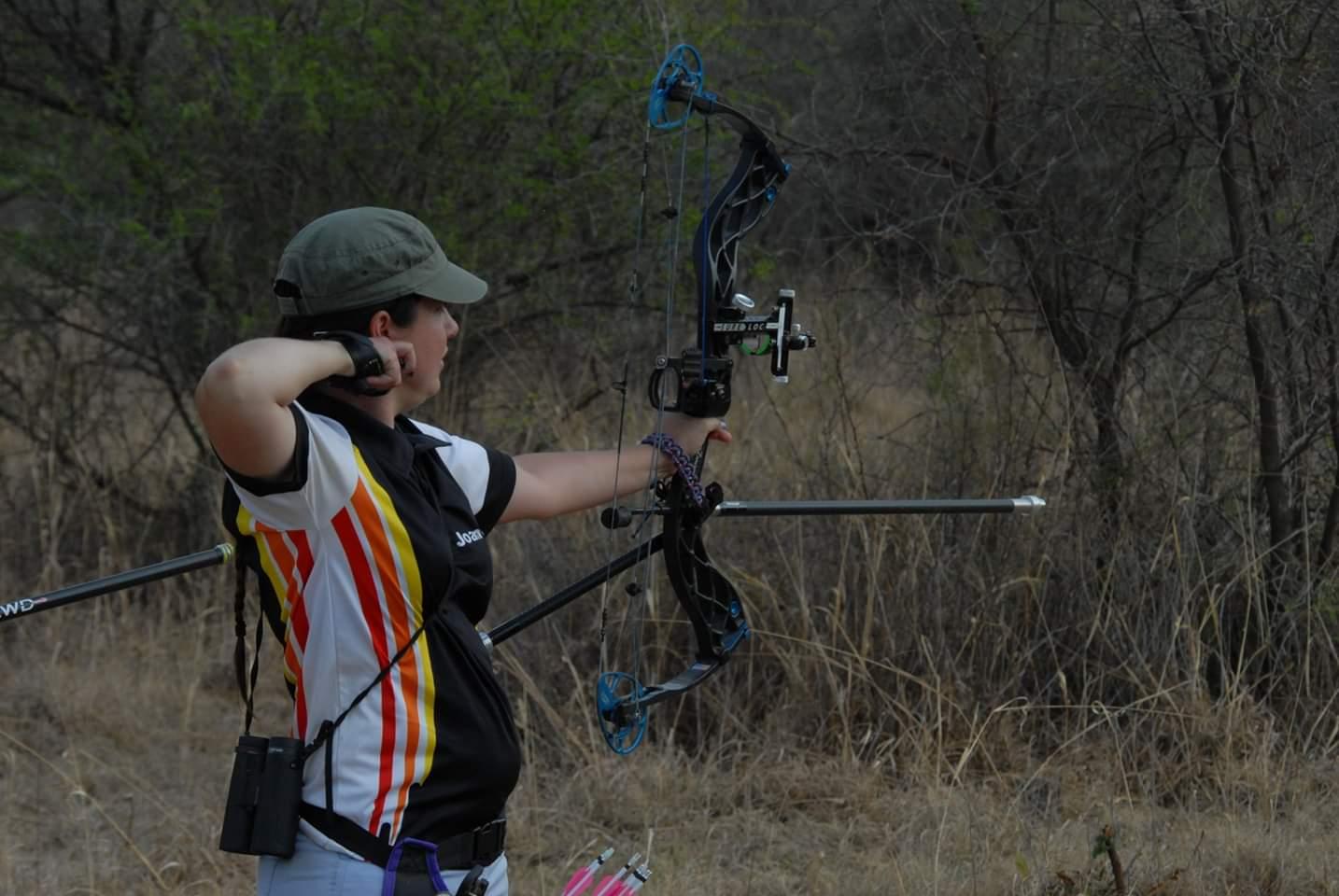 FB IMG 1539541839576 - Chris and Joanette Karsten at the International Field Archery Association World Championships 2018