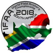 Ifaa logo - Chris and Joanette Karsten at the International Field Archery Association World Championships 2018