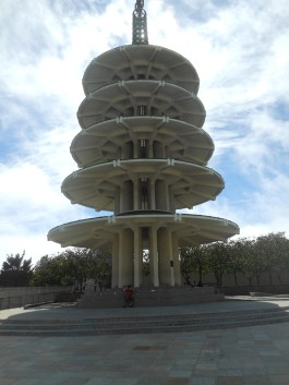 Japantown Peace Pagoda