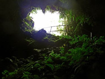 Hana Lava Tube Entrance