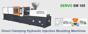 HYDRAULIC MOLDING MACHINE