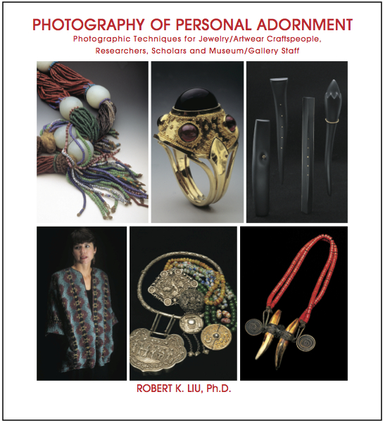 Photography of Personal Adornment by Robert Liu