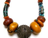 Tory Hughes, Berber Chic Necklace, 2005-2010