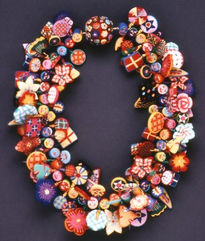 Pier Voulkos, hort Fancy necklace