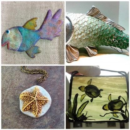mosaic-fish