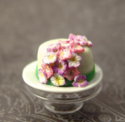 Tutorial: Fancy Cake Mini