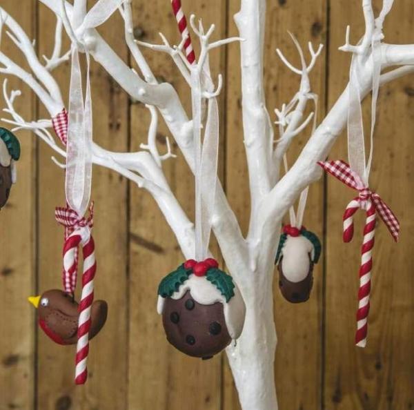 Tutorial: Handmade Christmas Decorations
