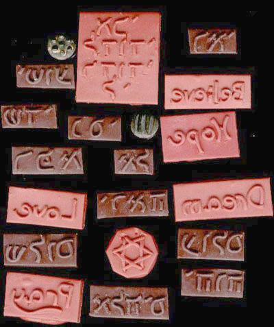 claystamps