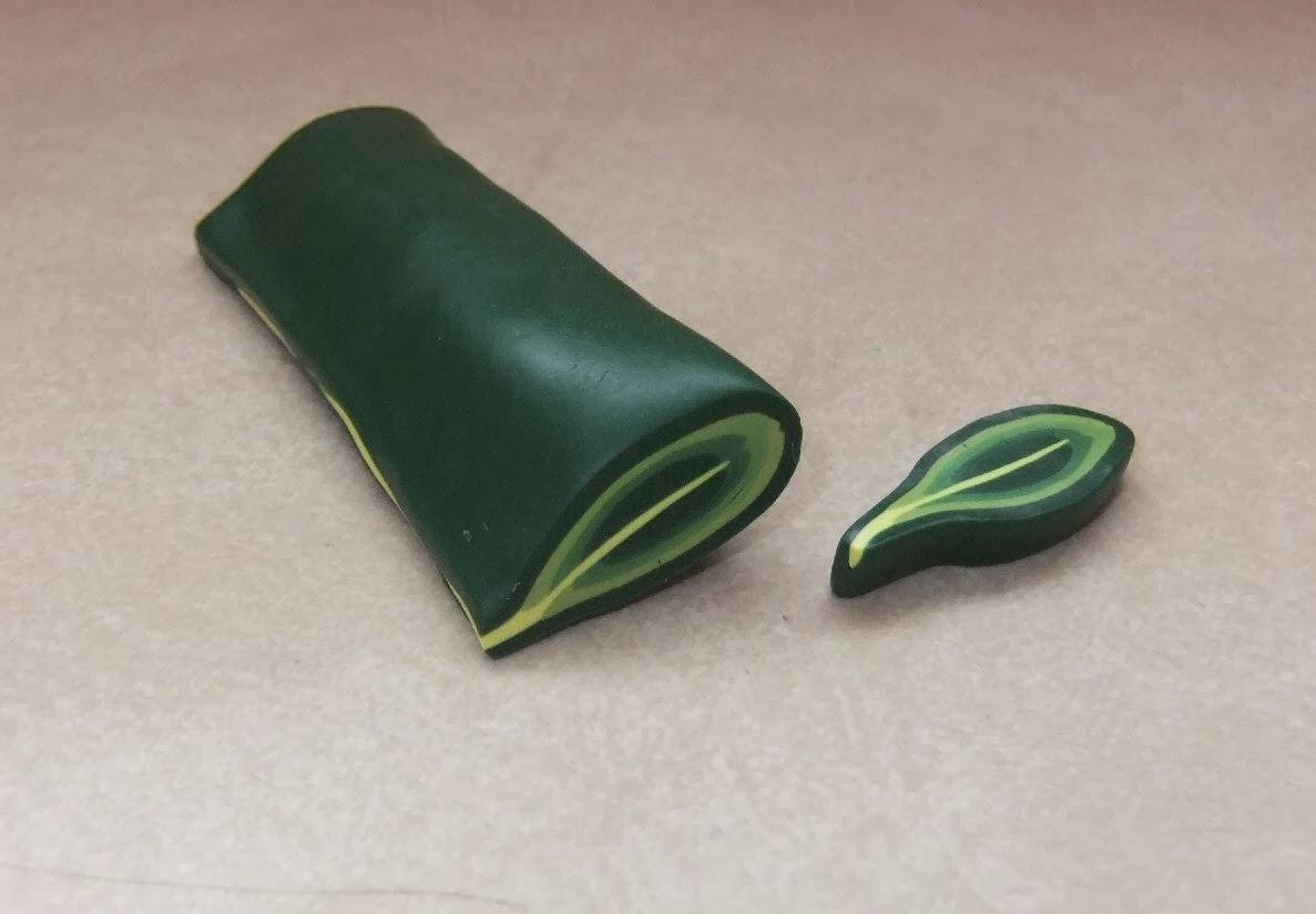 leaf-cane
