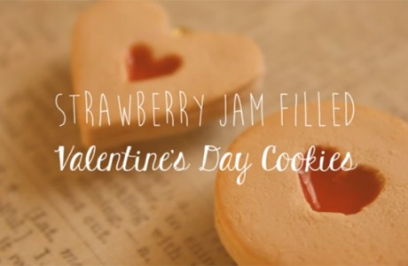 Cookie Charms for Your Valentine