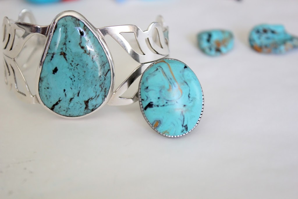 Polymer Clay Turquoise