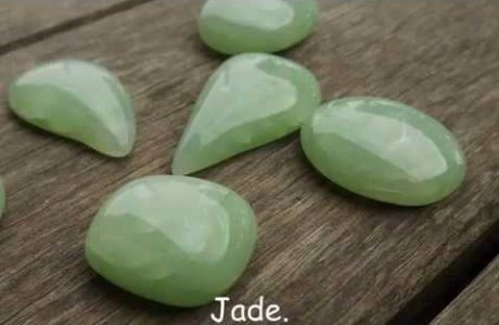 Faux Jade in Polymer Clay