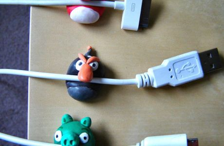 Fun Cable Holders
