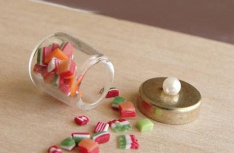 Clay Christmas Miniatures