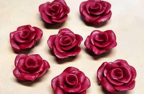Polymer Clay Basics: Roses